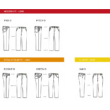Alberto 3XDry Cooler Pants - Rookie