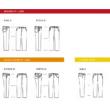 Alberto 3XDry Cooler Pants - ROOKIE