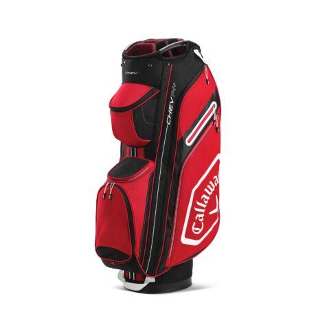 Callaway Chev 14+ Cart Bag Cardinal/Black/White