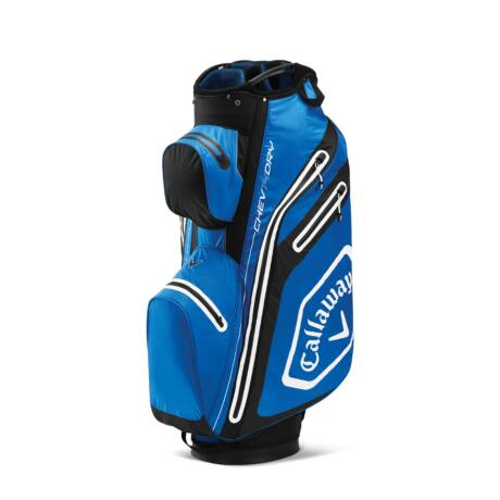 Callaway Chev Dry 14 Cart Bag Royal/Black/White