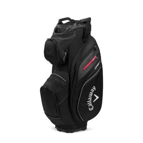 Callaway Org 14 Cart Bag Black/White/Red