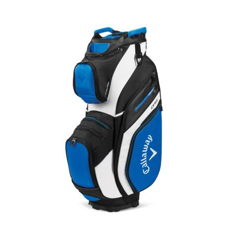 Callaway Org 14 Cart Bag Royal/White/Black