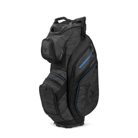Callaway Org 14 Cart Bag Black/Black Camo/Blue