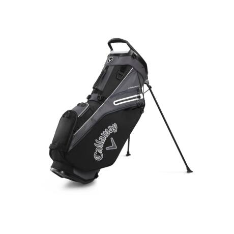 Callaway Fairway 14 Stand Bag Black/Charcoal/Silver