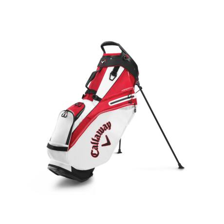 Callaway Fairway 14 Stand Bag White/Red