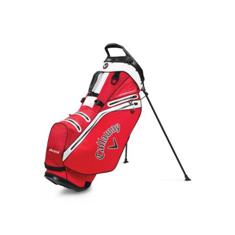 Callaway Hyper Dry 14 Stand Bag Red/White/Black