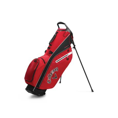 Callaway Fairway C Stand Bag Red/Black/White