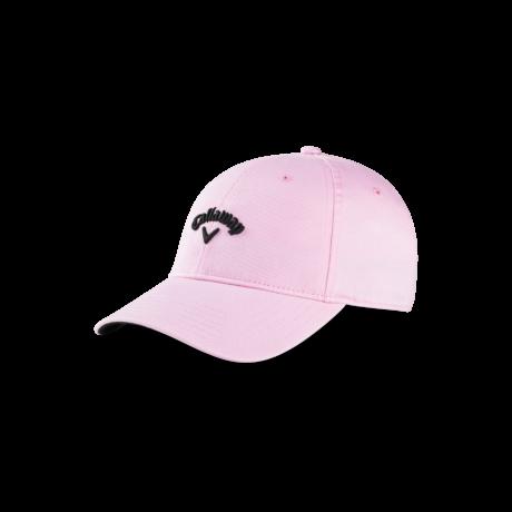 Callaway Heritage Twill Adjustable Women's Cap Pink