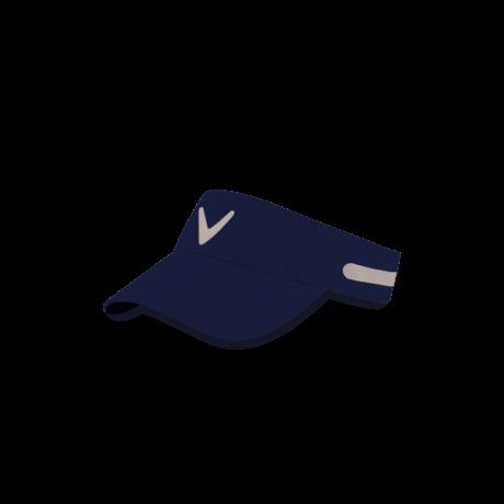 Callaway Opti Vent Ladies Adjustable Visor Navy