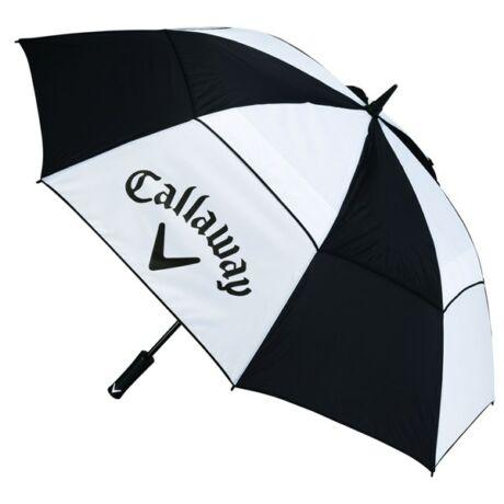 Callaway Clean 60 Double Umbrella Black/White