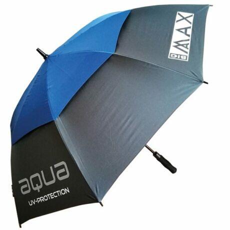 Big Max Aqua UV Esernyő Charcoal/Cobalt