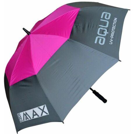 Big Max Aqua UV Esernyő Charcoal/Fuchsia