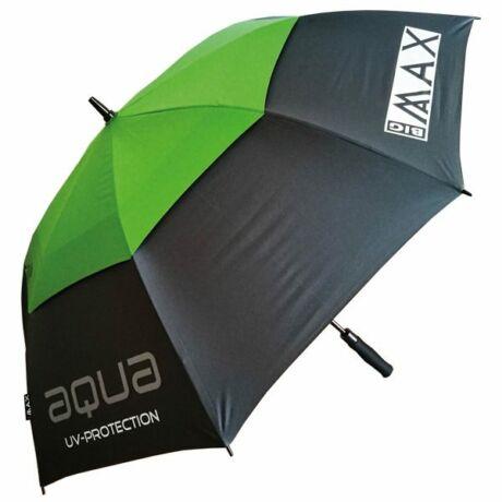 Big Max Aqua UV Esernyő Charcoal/Lime