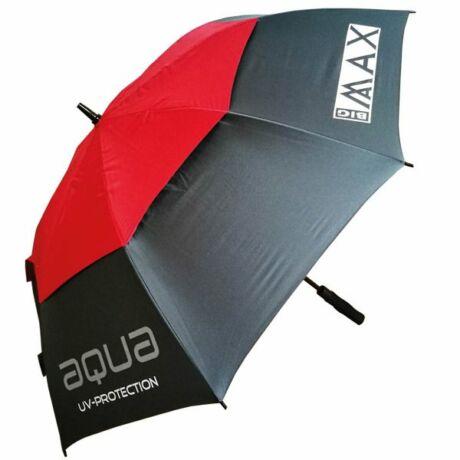 Big Max Aqua UV Esernyő Charcoal/Red