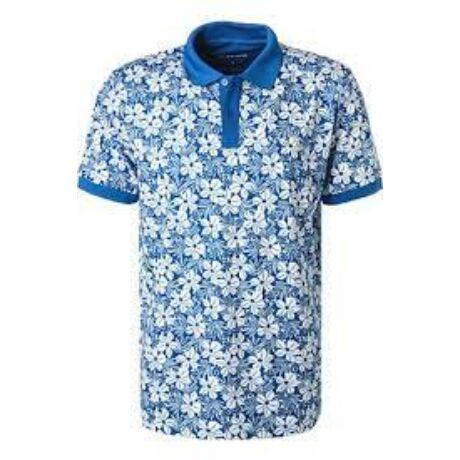 Alberto Max Comfort Dry Polo Blue