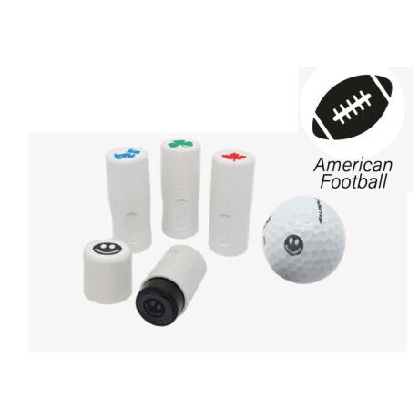 Labda nyomda Amerikai foci