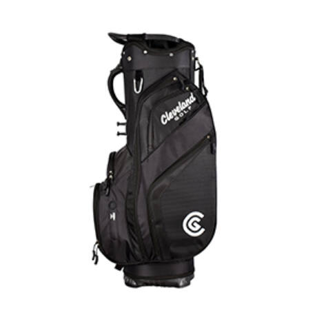 Cleveland Friday Cart Bag Black