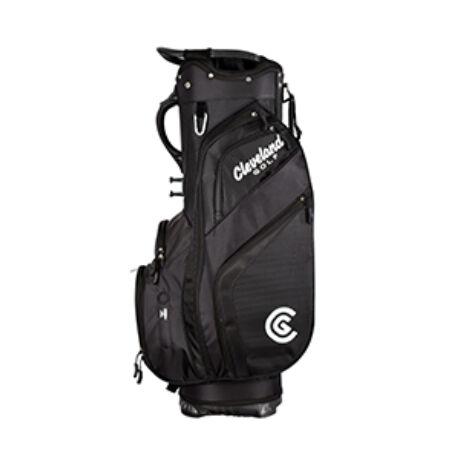 Cleveland Friday Cart Bag Black