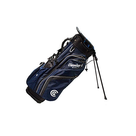 Cleveland Saturday Stand Bag Navy