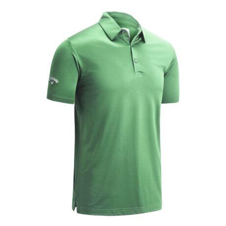 Callaway Swingtech Solid Polo-Irish Green
