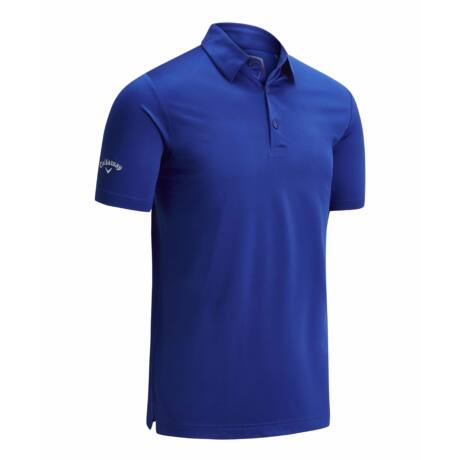 Callaway solid polo Egyptian Blue