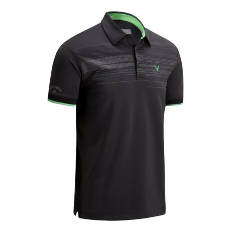 Callaway Shoulder Digital Print Polo