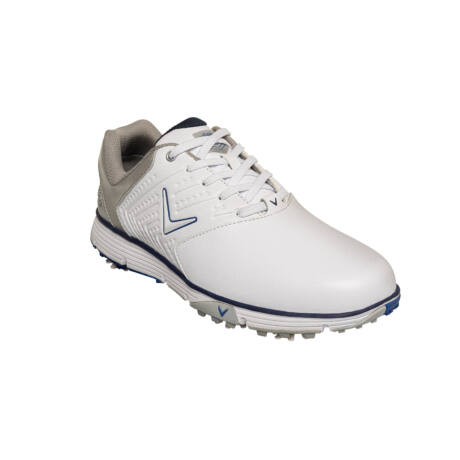 Callaway Chev Mulligan S White/Navy Golf Shoes