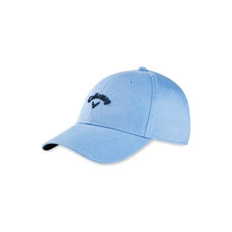 Callaway Heritage Twill Adjustable Women's Cap Light Blue