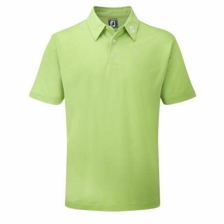 Footjoy Stretch Pique Polo Shirt