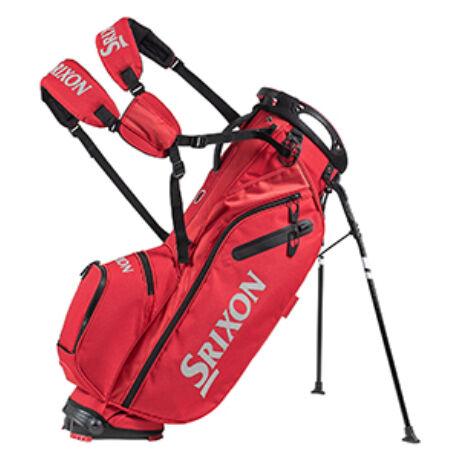 Srixon Liberty Stand Bag piros