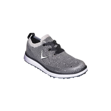 Callaway Solaire Golf Shoes Grey/Black 38