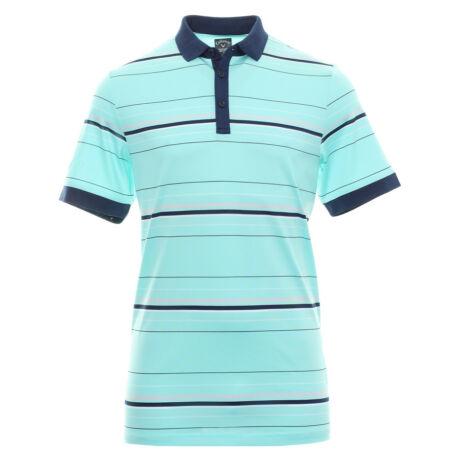 Callaway Golf 3 Colour Stripe Shirt