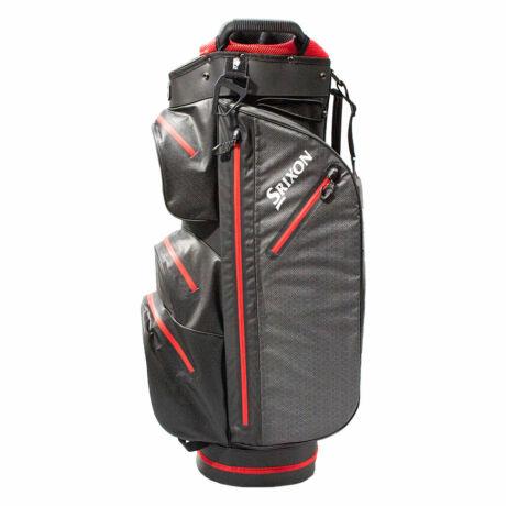 Srixon UltraDry Cart Bag Navy/Red
