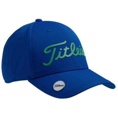Titleist Performance Ball Marker Golf Cap BLUE