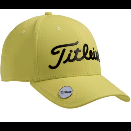 Titleist Performance Ball Marker Golf Cap YELLOW