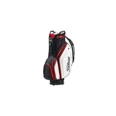 Titleist Lightweight Cart bag Fekete/Piros/fehér