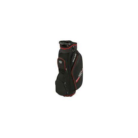 Wilson Lite Cart II Fekete/Piros Bag