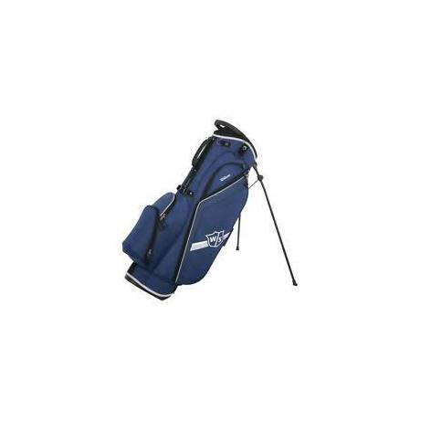 Wilson Lite Carry II Fekete/Kék Bag