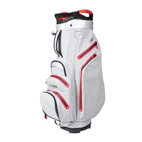 XXIO Premium Cart Bag Szürke/Piros