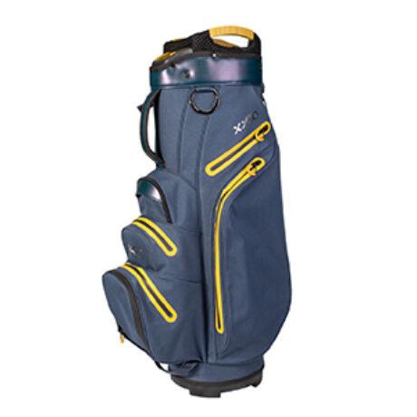 XXIO Premium Cart Bag Kék/Arany