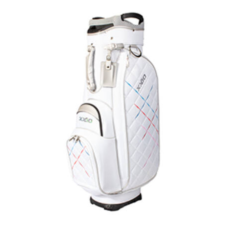 XXIO Premium Lady Cart Bag White