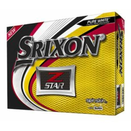 Srixon Z Star Tour Yellow Golf Labda