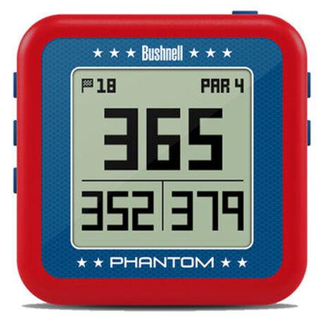 Bushnell Phantom GPS Piros színben