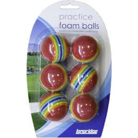 Longridge Szivacs labda színes