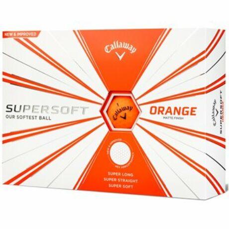 Callaway SuperSoft Orange Golf Labda