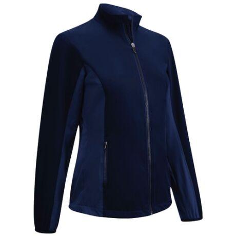 Callaway Ladies Long Sleeve Two Tone Golf Wind Jacket