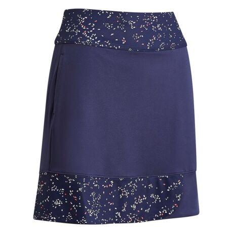 Callaway W Confetti Print Skirt  - Peacoat
