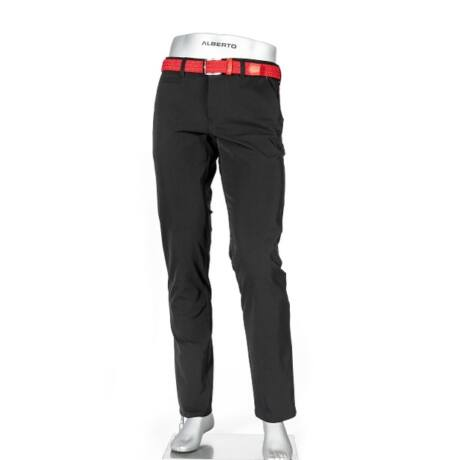 Alberto 3xdry cooler pants - rookie Black