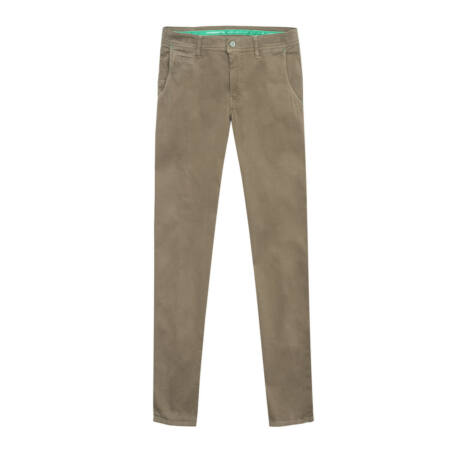 Alberto Superfit Cotton Regular Slim Fit Pants