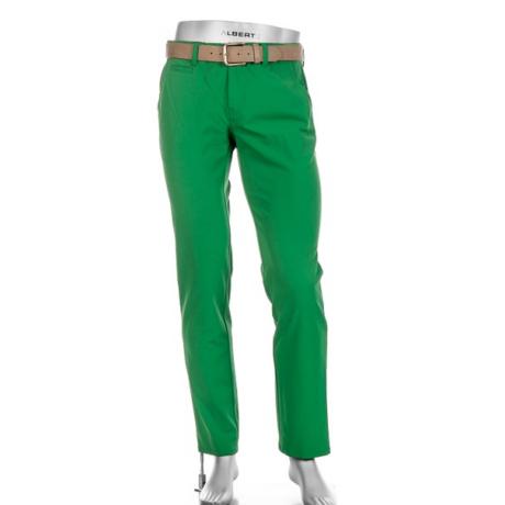 Alberto Ceramica Gabardine Modern Fit Pants